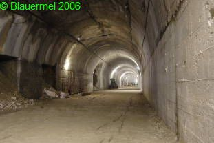 Eingangstunnel